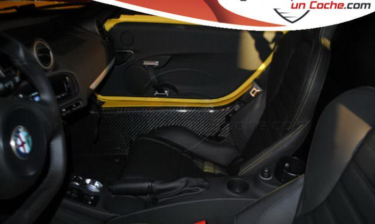 ALFA ROMERO 4C SPIDER