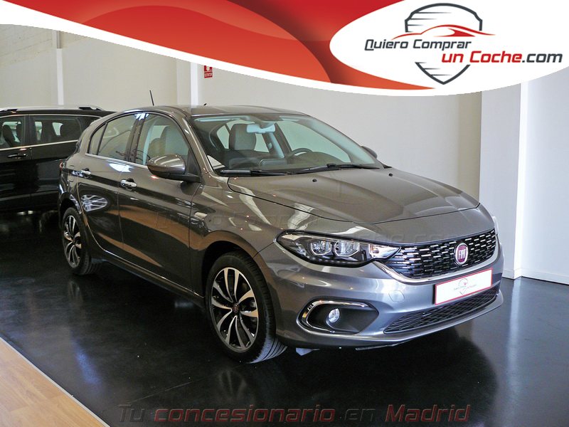 fiat tipo 5p lounge