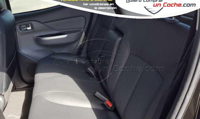 Fiat Fullback Doble Cabina 181cv Opening Edition Negro Quiero Quierocompraruncoche Concesionario Ajalvir Madrid