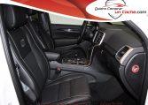 Jeep Grand Cherokee Overland CRD Blanco quierocompraruncoche madrid ajalvir concesionario