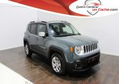 Jeep Renegade Limited Anvil quierocompraruncoche madrid ajalvir concesionario
