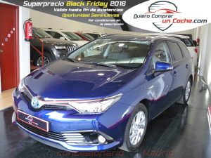 TOYOTA AURIS TS ACTIVE BF