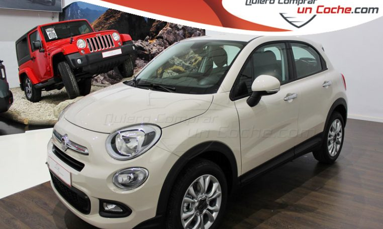 fiat 500x 1 6 mjet 120cv popstar 4x2 quiero comprar un coche. Black Bedroom Furniture Sets. Home Design Ideas