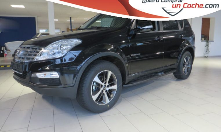 SSANGYONG REXTON LIMITED