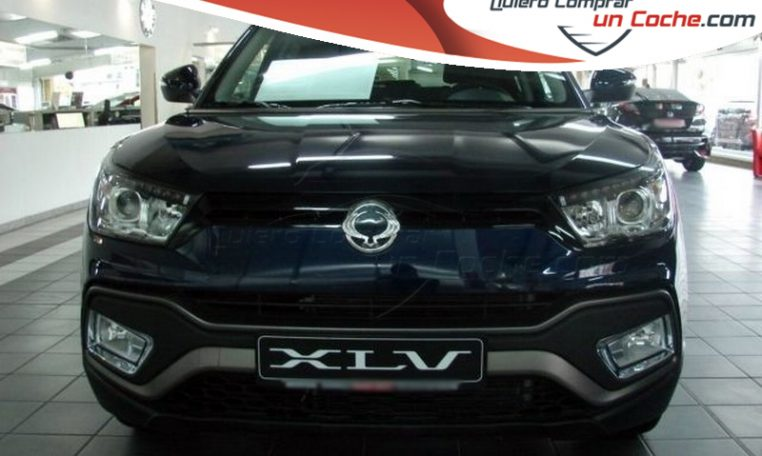 SSANGYONG XLV LIMITED