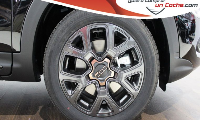 FIAT 500X S-DESIGN