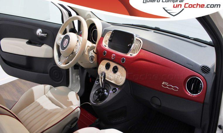 FIAT 500C ANIVERSARIO