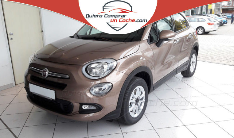fiat 500x 1 6 mjet ii 120cv popstar 4x2 quiero comprar un coche. Black Bedroom Furniture Sets. Home Design Ideas