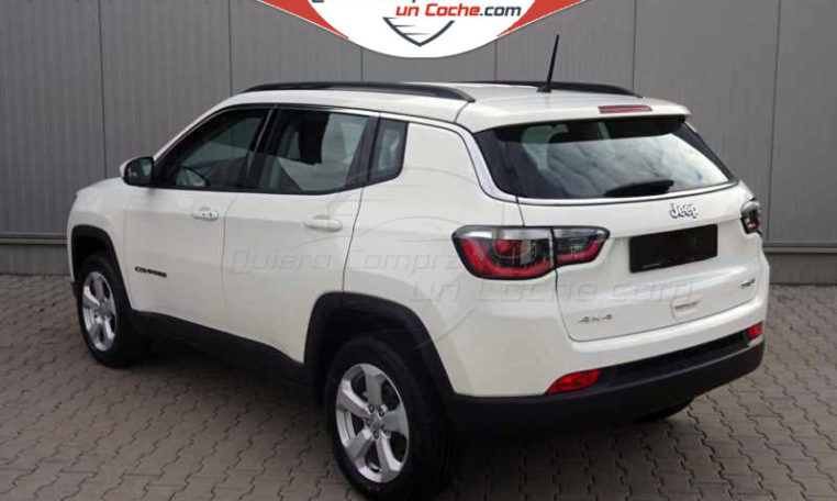 JEEP COMPASS LONGITUDE