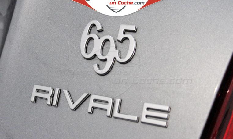 ABARTH 695C RIVALE