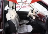 FIAT 500 LOUNGE BURDEOS OPERA QUIERO COMPRAR UN COCHE MADRID AJALVIR