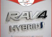 Toyota Rav Rav4 Advance Hybrid HSD Advance Blanco Classic 4x2 Hibrido Quiero Comprar Coche Madrid Quierocompraruncoche Toyota Ajalvir