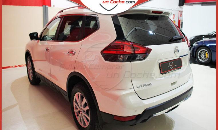Nissan Xtrail X-Trail 4x4 N-Connecta Nconnecta DCI Quiero Comprar un Coche Madrid Ajalvir Concesionario Oferta