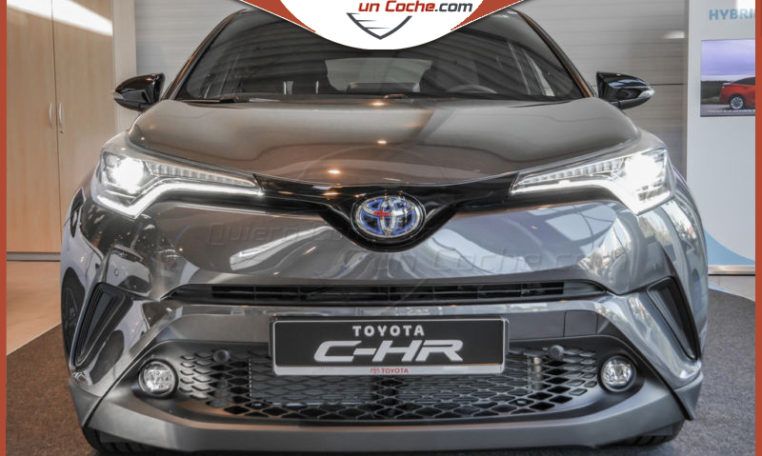toyota chr dynamic plus 2019
