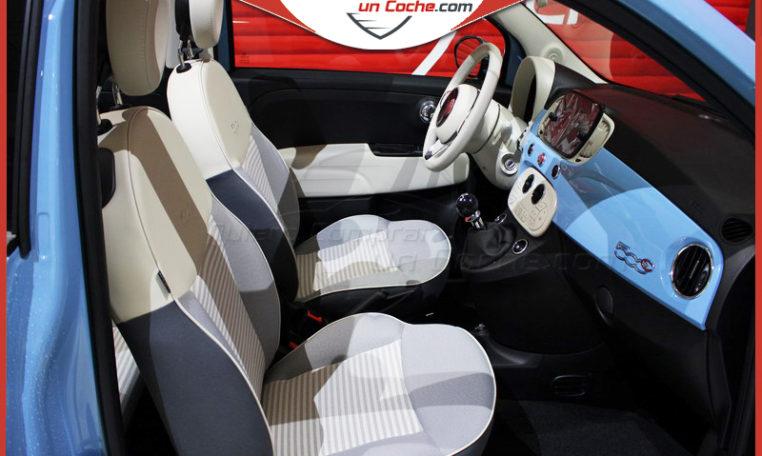FIAT 500C SPIAGGINA