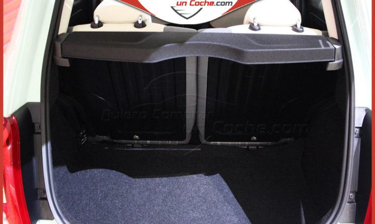 FIAT 500 LOUNGE VERDE LATTEMENTA E6D 1.2 69CV QUIERO COMPRAR COCHE AJALVIR MADRID KM0 NUEVO