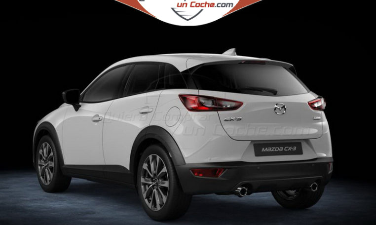 MAZDA CX3 EVOLUTION DESIGN