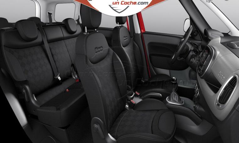 FIAT 500L WAGON LOUNGE