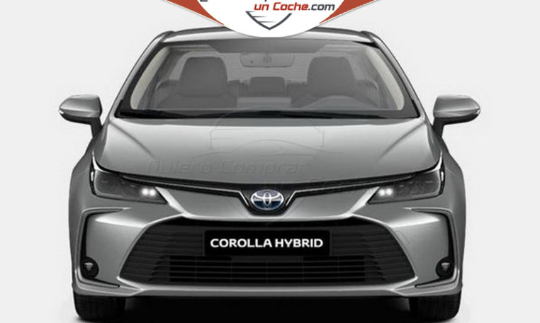 toyota corolla sedan active tech