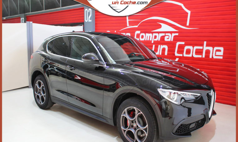 alfa romeo stelvio first edition