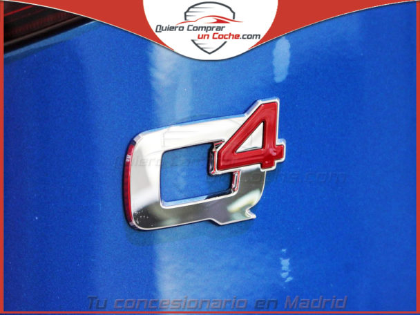 ALFA ROMEO STELVIO 280CV Q4 FIRST EDITION II AZUL MISANO QUIERO COMPRAR UN COCHE MADRID
