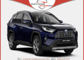 RAV4 2020 LUXURY AZUL ORION