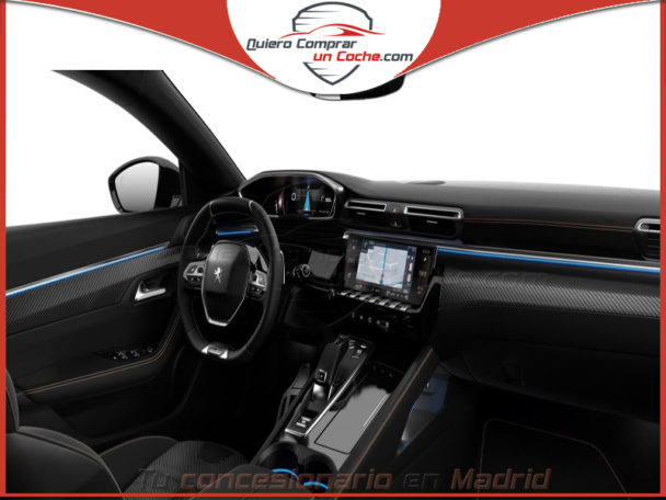 PEUGEOT 508 SW GT LINE BLANCO NACARADO