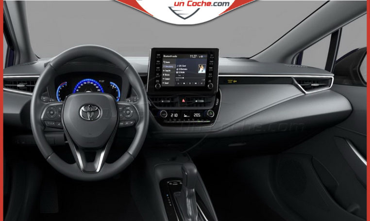 TOYOTA COROLLA ACTIVE TECH