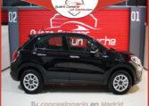FIAT 500X URBAN NEGRO CINEMA