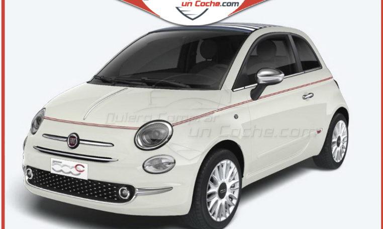 FIAT 500C DOLCE VITA BLANCO GELATO