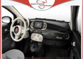 FIAT 500C LOUNGE NEGRO VESUBIO