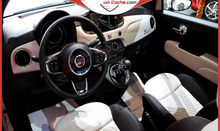 FIAT 500 S7 STAR GLP BLANCO STELLA