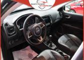 JEEP COMPASS MY18 LIMITED 4X4 AUTO9 BLANCO PERLADO TECHO NEGRO