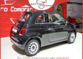 FIAT 500 LOUNGE SERIE7 NEGRO VESUBIO