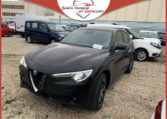 ALFA ROMEO STELVIO 2.2D 190cv EXECUTIVE Q4 NEGRO VULCANO