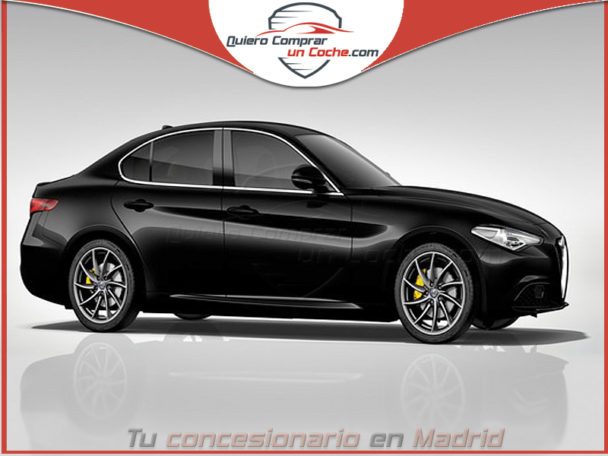ALFA ROMEO GIULIA EXECUTIVE NEGRO