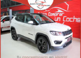 JEEP COMPASS NIGHT EAGLE BICOLOR BLANCO NEGRO