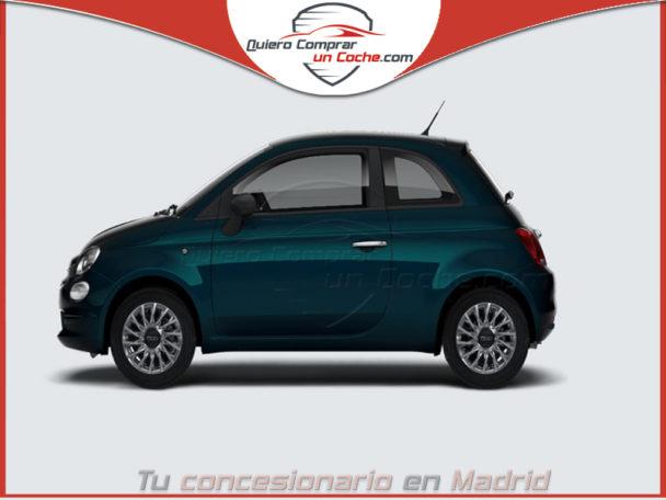 FIAT 500 LOUNGE AZUL DI PINTO DI BLU HIBRIDO