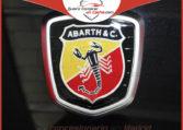 ABARTH 595 695 70 ANIVERSARIO 70TH NEGRO SCORPIONE