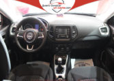 JEEP COMPASS LONGITUDE NEGRO