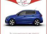 PEUGEOT 308 GT LINE BLUE HDI AZUL MAGNÉTICO MAN