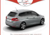 PEUGEOT 308 ALLURE PURETECH AUTO GRIS ARTENSE