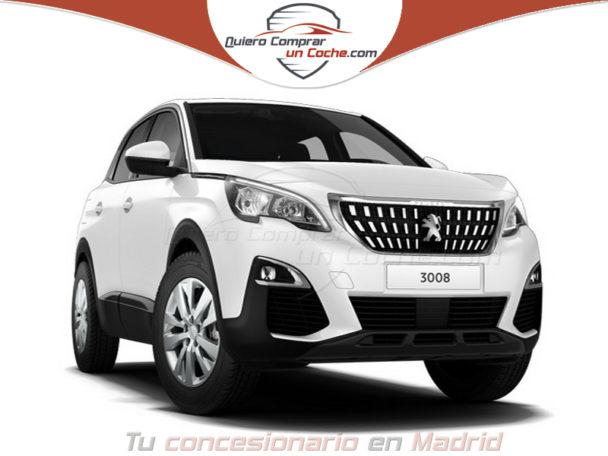 Peugeot 3008 Active Blanco Blanquise