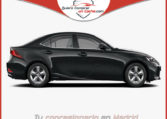 LEXUS IS 300H BUSINESS NEGRO