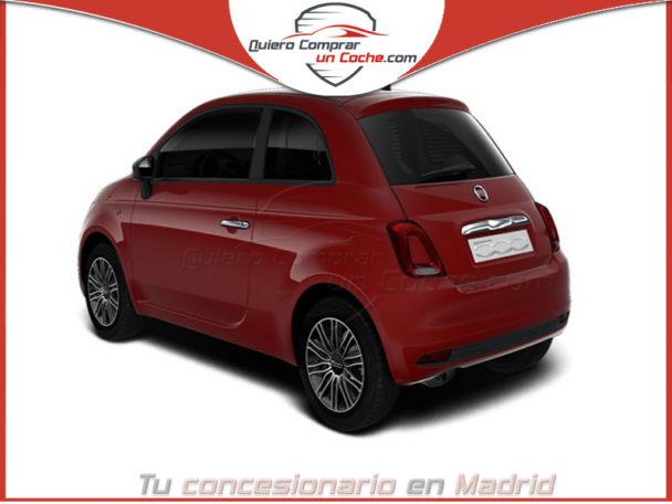 FIAT 500 SERIE 7 1.2 POP ROJO PASSIONE