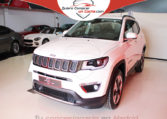JEEP COMPASS LIMITED BLANCO