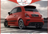 ABARTH 595 ESSESSE DUALOGIC ROJO ABARTH