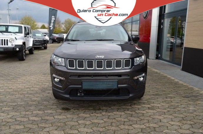 JEEP COMPASS LONGITUDE GRIS GRAFITO