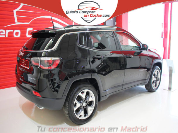 JEEP COMPASS LIMITED NEGRO