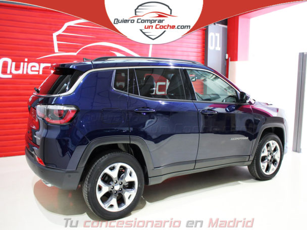 JEEP COMPASS LIMITED DCT AZUL JETSET